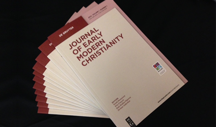 New Issue of Journal of Early Modern Christianity Now Available on De Gruyter Online
