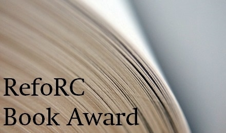 RefoRC Book Award 2020, Call for Submissions