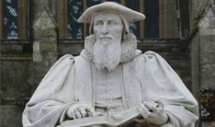 Richard Hooker and the Christian Virtues Panel