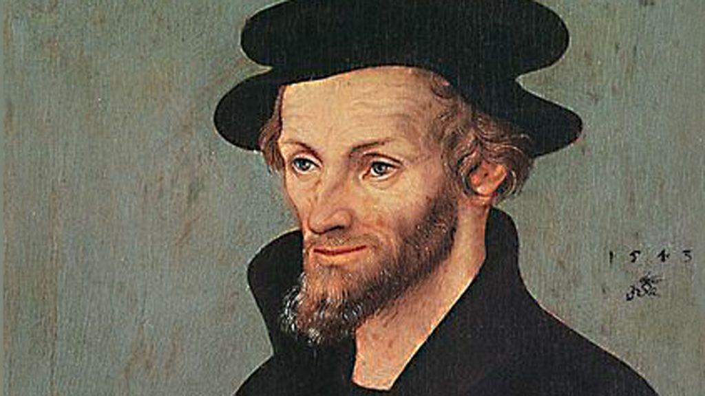 Abendvortrag von Prof. Mark Elliot: Melanchthon und seine Haltung zu Augustinus