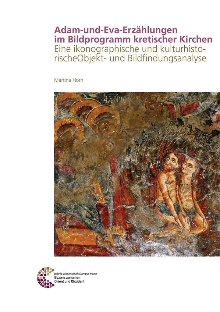 Adam-und-Eva-Erzählungen im Bildprogramm kretischer Kirchen