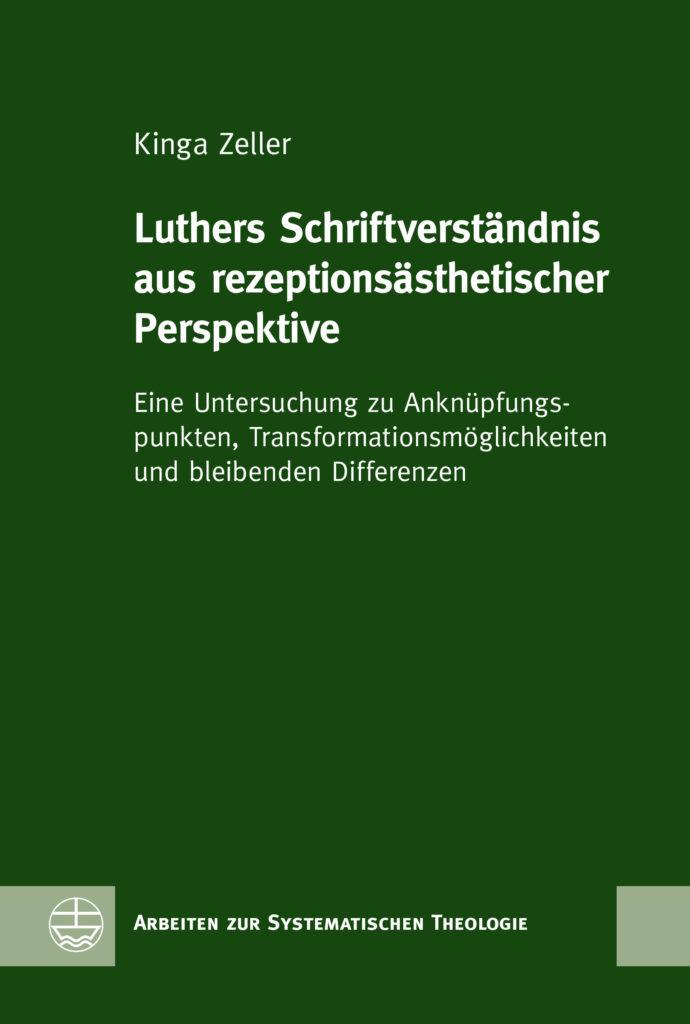 Luthers Schriftverständnis aus rezeptionsästhetischer Perspektive