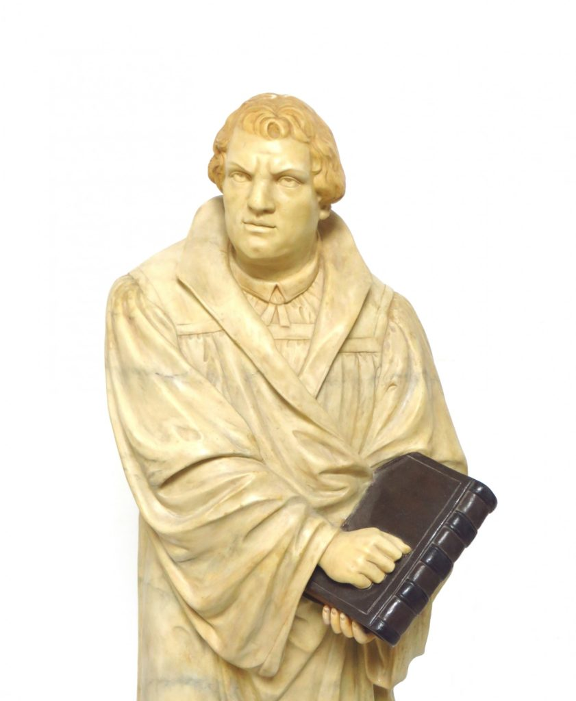 For Sale: Unique Statue of Martin Luther