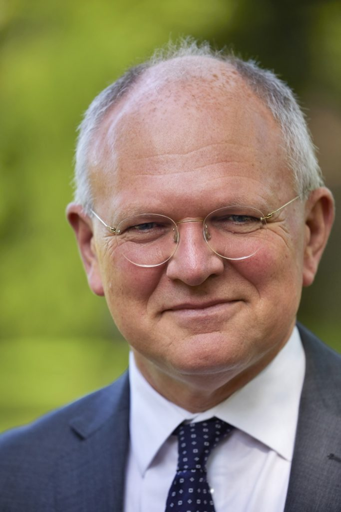Herman J. Selderhuis im Vorstand der Internationalen Martin Luther Stiftung
