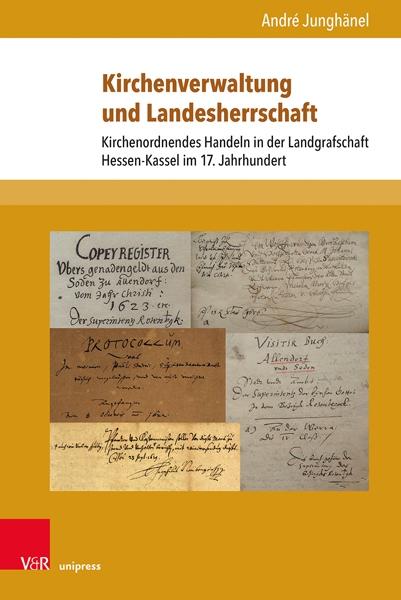Kirchenverwaltung und Landesherrschaft