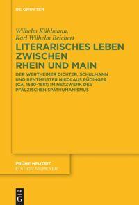 Literarisches Leben zwischen Rhein und Main