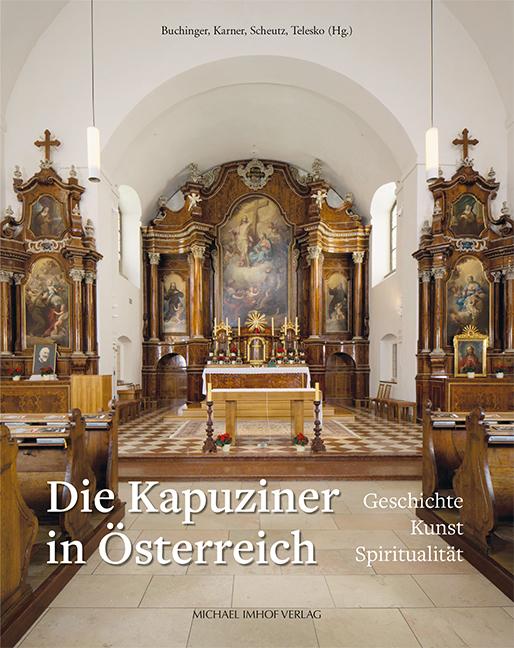 Die Kapuziner in Österreich