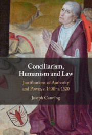 Conciliarism, Humanism and Law